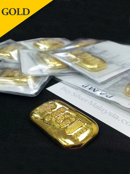 PAMP Suisse 50 gram Casting 999 Gold Bar