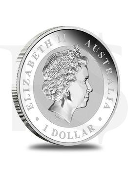 2012 Perth Mint Koala 1 oz Silver Coin