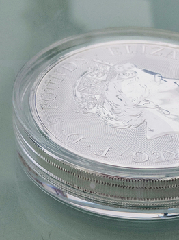 Coin Capsules 39mm (Thick)