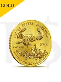 2021 American Eagle 1/4 oz Gold Coin