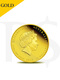 2015 Perth Mint Lunar Goat 1/10 oz 9999 Gold Coin