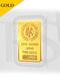 Scottsdale LBMA Certi-Lock 1 gram .9999 Gold Bar