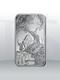 PAMP Suisse Lunar Ox 1 oz Silver Bar