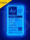 AUGoldBar 0.5 gram 999 Gold Bar
